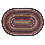 Stratton Jute Rug Oval 20x30in